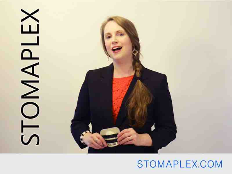 stomaplex guards are sized for your ostomy to eliminate a stoma dome from convatec hollister bag