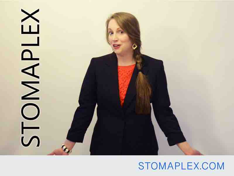 stomaplex stoma guards help me get back to work with an ileostomy and wear normal pants and clothes,  ostomy protection, bag support belt