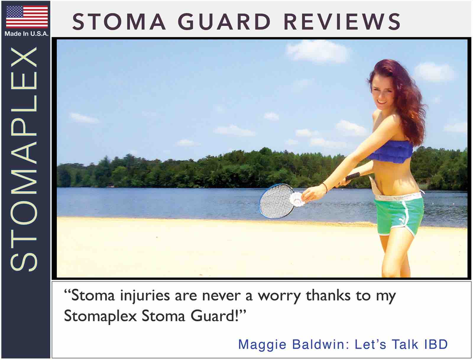 stoma guard reviews, Ostomy Seat Belt Protector