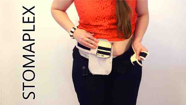 Watch this women get ready to go to work with an ileostomy. She wears the Pure Comfort stoma guard by stomaplex. This stoma guard is thinnest and lightest stoma guard on the ostomy market. This stoma guard works with hollister, convatec and coloplast ostomy bags.